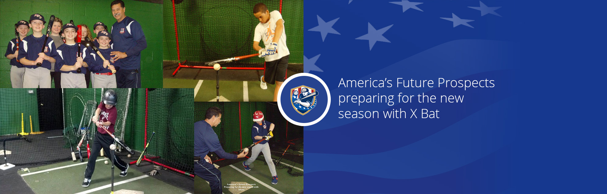 Americas's Future Prospects preparing for the new season with Xbats