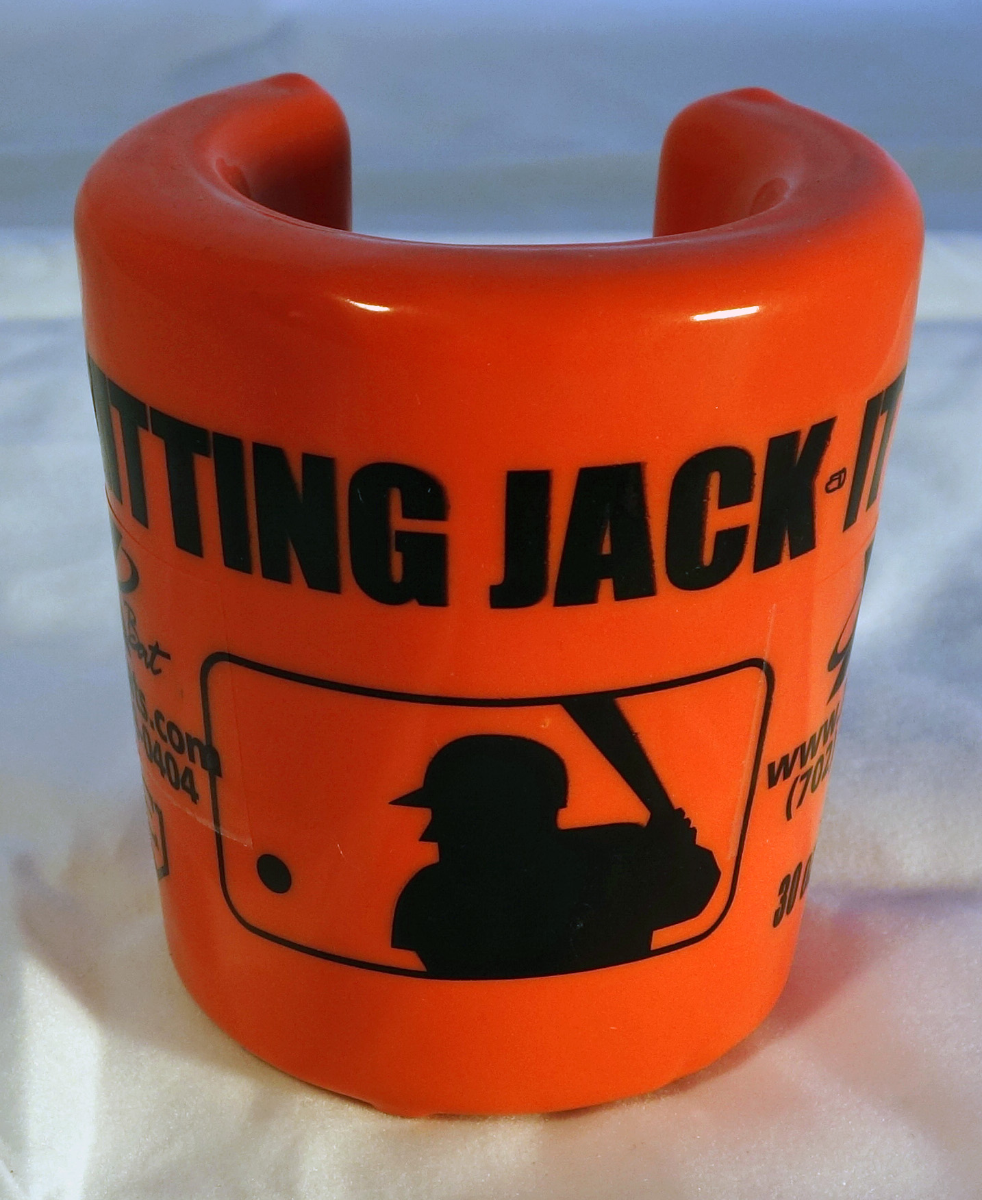 Hitting Jack-it Baseball On Deck Weight 30 oz