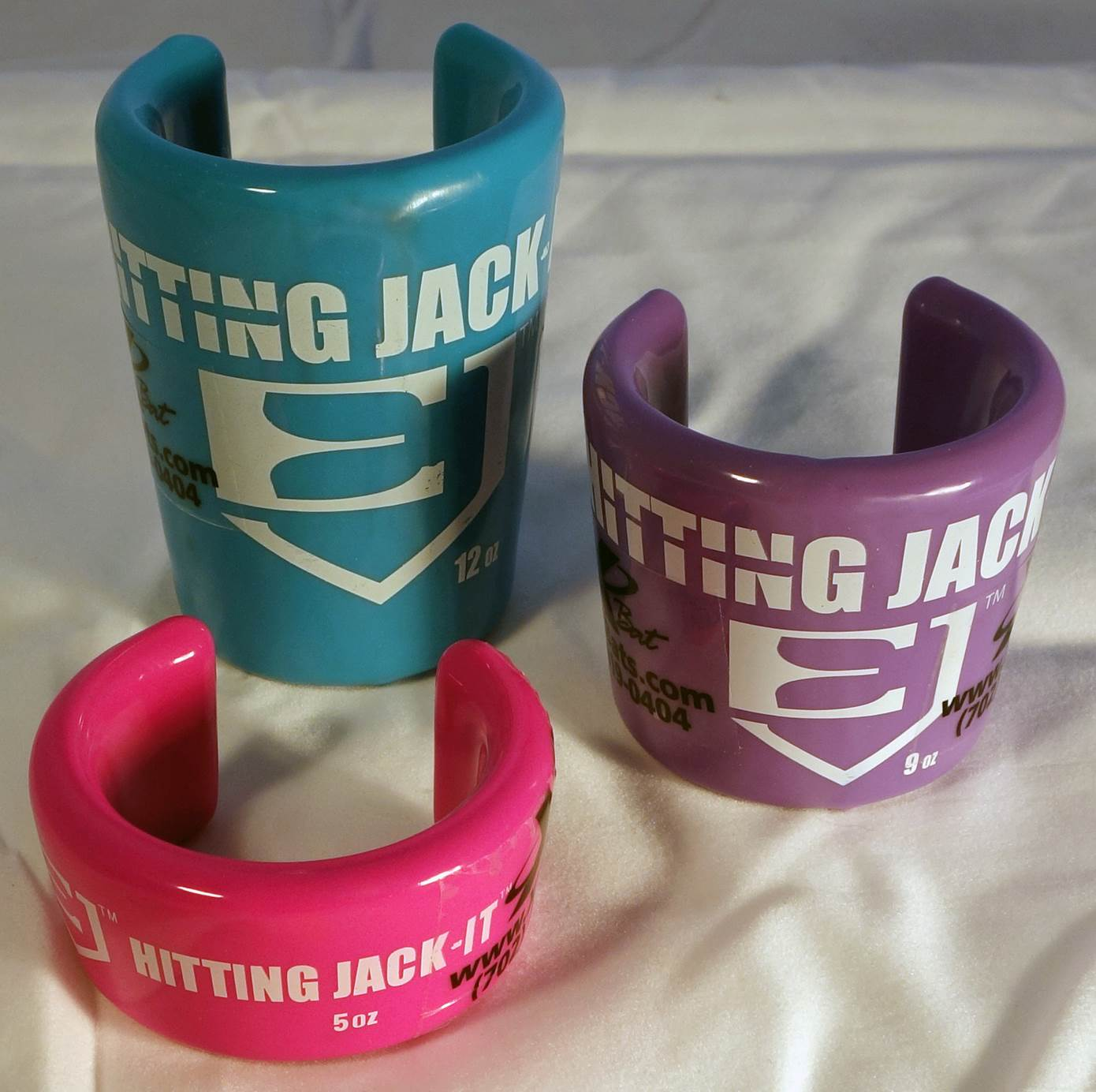 Hitting Jack-it Fastpitch Softball Weight Set