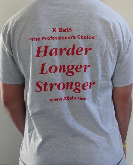 X Bats T-Shirt (Short