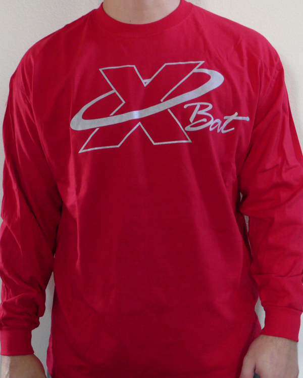 X Bats T-Shirt (Long