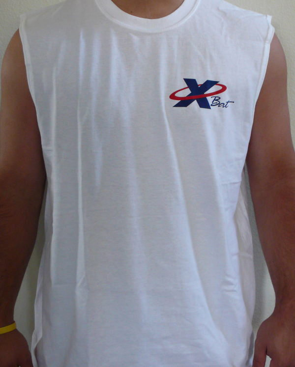 X Bats Pro Series Sleeveless T-Shirt