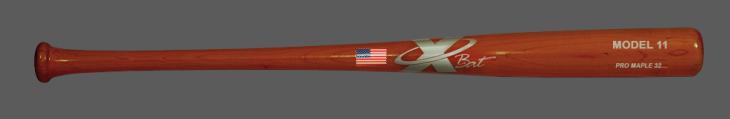 Baseball Pro Maple Wood Bat Model 11 (Cherry)