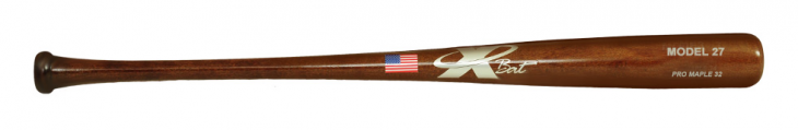 Pro Stock Baseball Maple Model 27