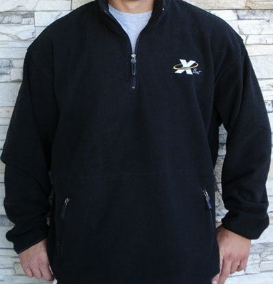 X Bat Pro Series Fleece Pull-over