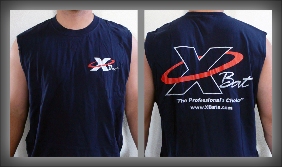 X Bats Pro Series Sleeveless T-Shirt