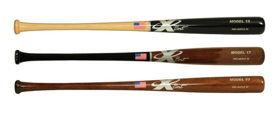 Thin and Medium Handled Baseball Bats