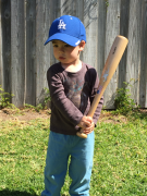 How a Wood Bat Teaches Children to Appreciate Baseball