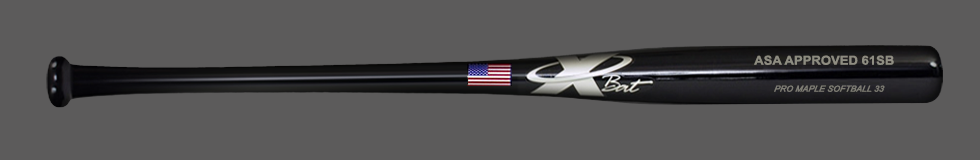 Pro Stock Maple ASA Approved Softball 61
