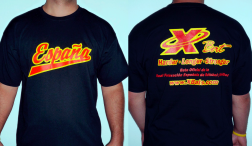 Spanish+National+Team+Player%27s+t-shirt
