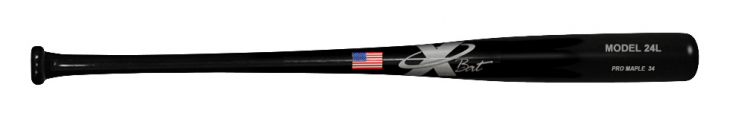 Pro Stock Baseball Maple Model 24
