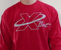 X Bats T-Shirt (LongSleeve)