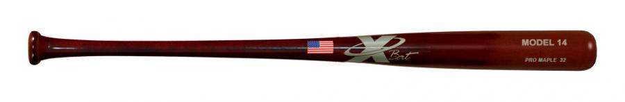 Pro Stock Baseball Maple Model 14