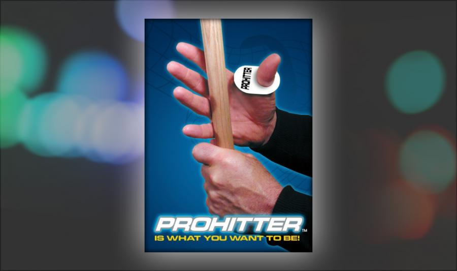 Pro Hitter Enhanced Bat Grip