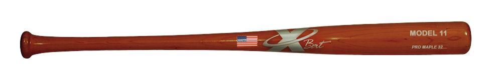 Pro Stock Baseball Maple Model 11